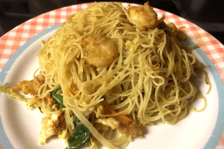 photo of Singapore Noodles from Qingdao Garden, Cambridge, MA