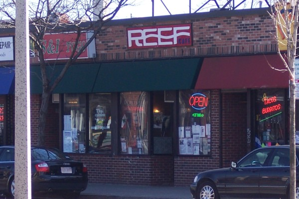 photo of Reef Cafe, Allston, MA