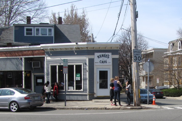 Photo of Renee's Cafe, Somerville, MA