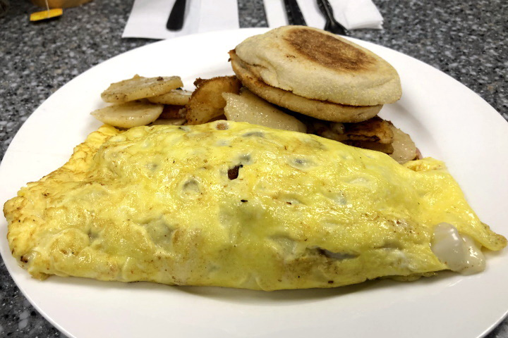 photo of Western Omelet from Richy's, Hyde Park, MA