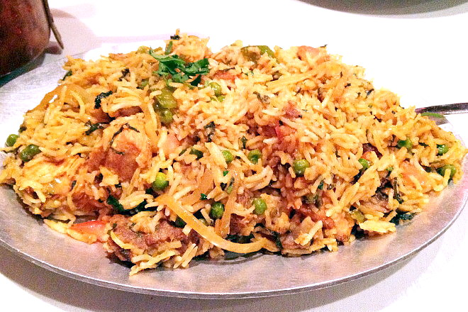 photo of nizami biryani from Royal India Bistro, Lexington, MA