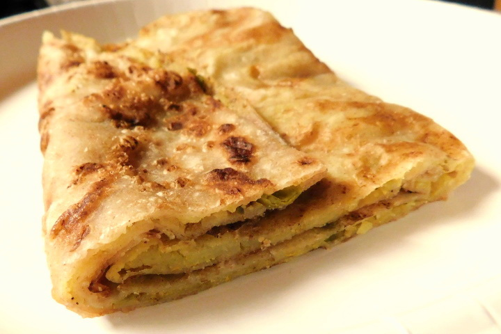 photo of Aloo Paratha from Royal India Bistro, Lexington, MA
