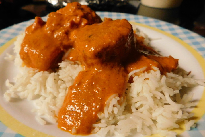 photo of chicken tikka masala from Royal India Bistro, Lexington, MA