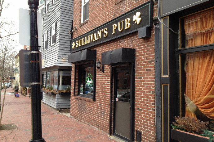 Dive Bar Photo Sullivan S Pub Charlestown Ma Boston Hidden Restaurants