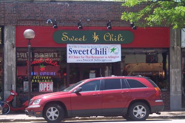 Sweet Chili, Arlington, MA | Photo from Boston's Hidden