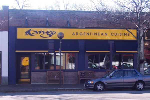 Tango Restaurant Arlington Ma Photo From Boston S Hidden Restaurants