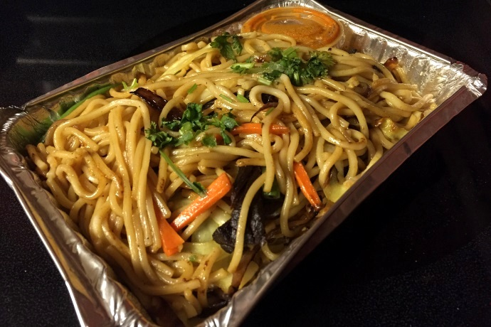 photo of Chow Mein from Tasty Mo:Mo:, Somerville, MA