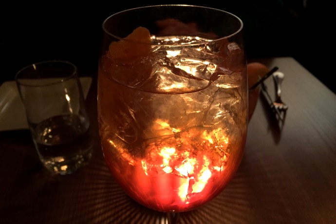photo of Aperol Spritzer from Tavolo, Dorchester, MA