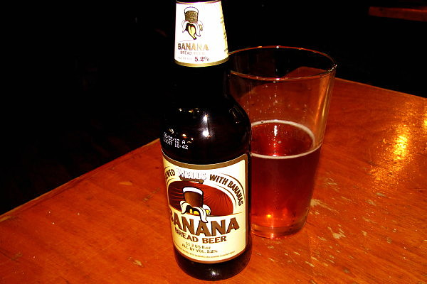 photo of Wells Banana Bread Beer from The Abbey, Providence, RI