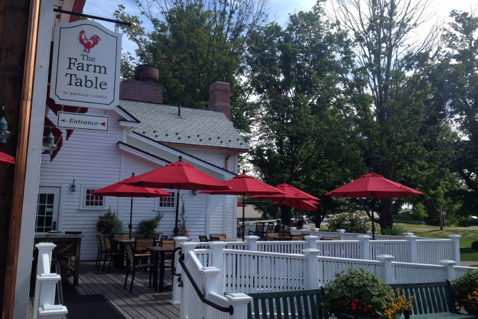 Twelve More Restaurants In Scenic Locations The Farm Table - The farm table ma