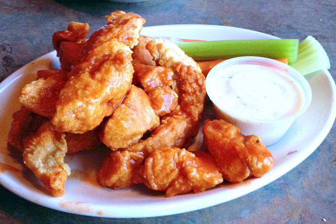 photo of Buffalo tenders from The Village Manor, Dedham, MA