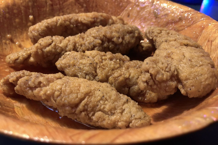 photo of chicken tenders from Wendell's Pub, Norton, MA