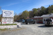 photo of the White Cottage Snack Bar, Woodstock, VT