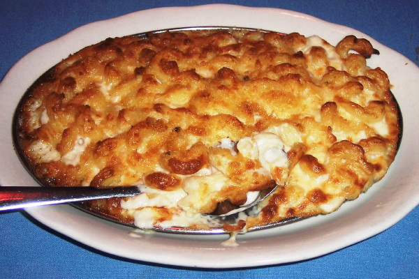 photo of macaroni and cheese from Winthrop Arms, Winthrop, MA